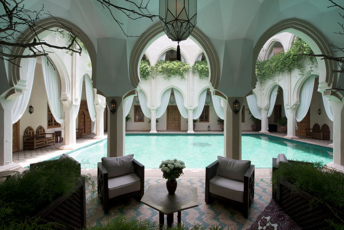 Salon Marrakech Experience The Marrakech Medina As You Ve Never Seen It Before At
