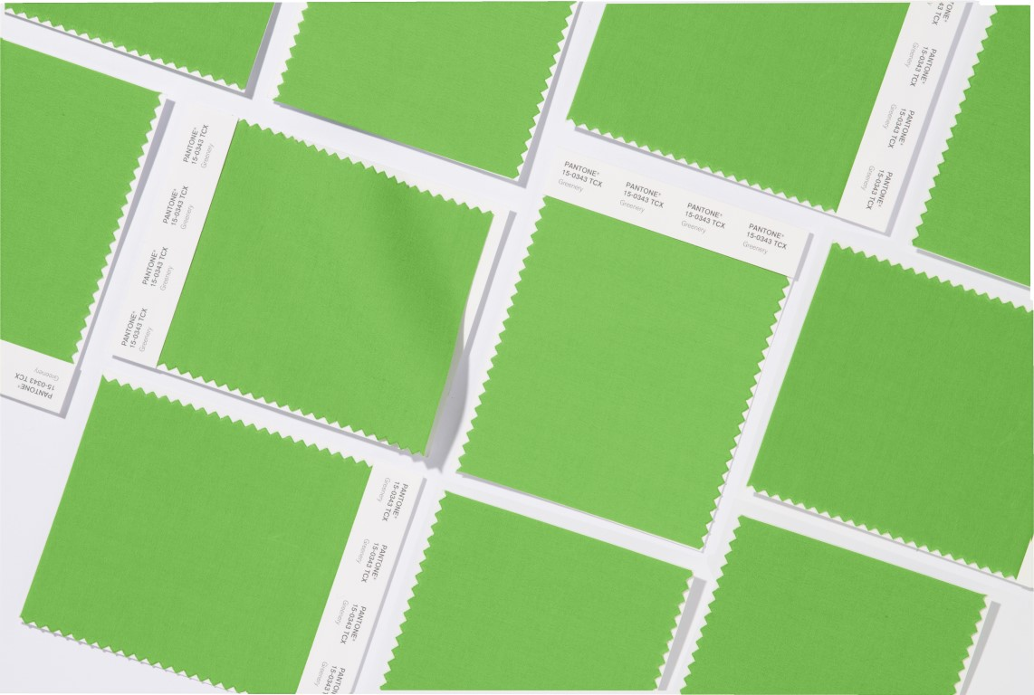 Pantone Greenery Greenery Named Pantone Colour Of The Year 2017 The Luxpad