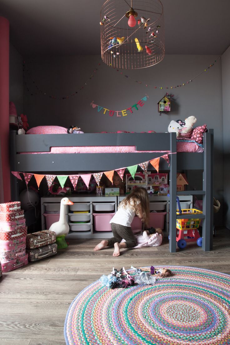 Toddlers Bedroom Ideas Girl 19 Stylish Ways To Decorate Your Children S Bedroom The Luxpad