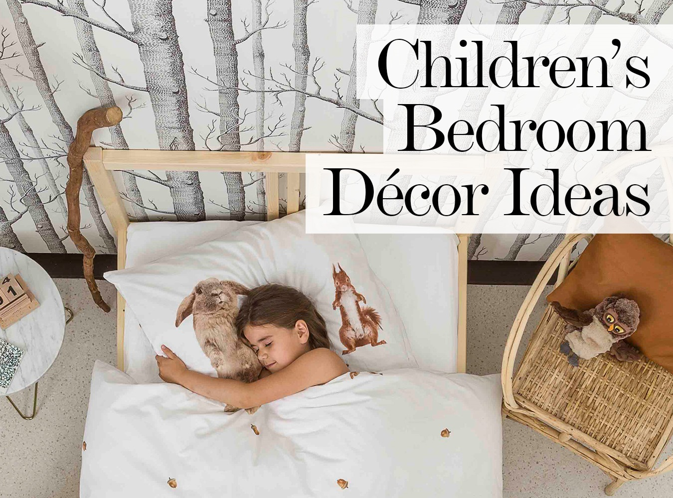 Childrens Bedroom Colour Schemes 19 Stylish Ways To Decorate Your Children S Bedroom The Luxpad