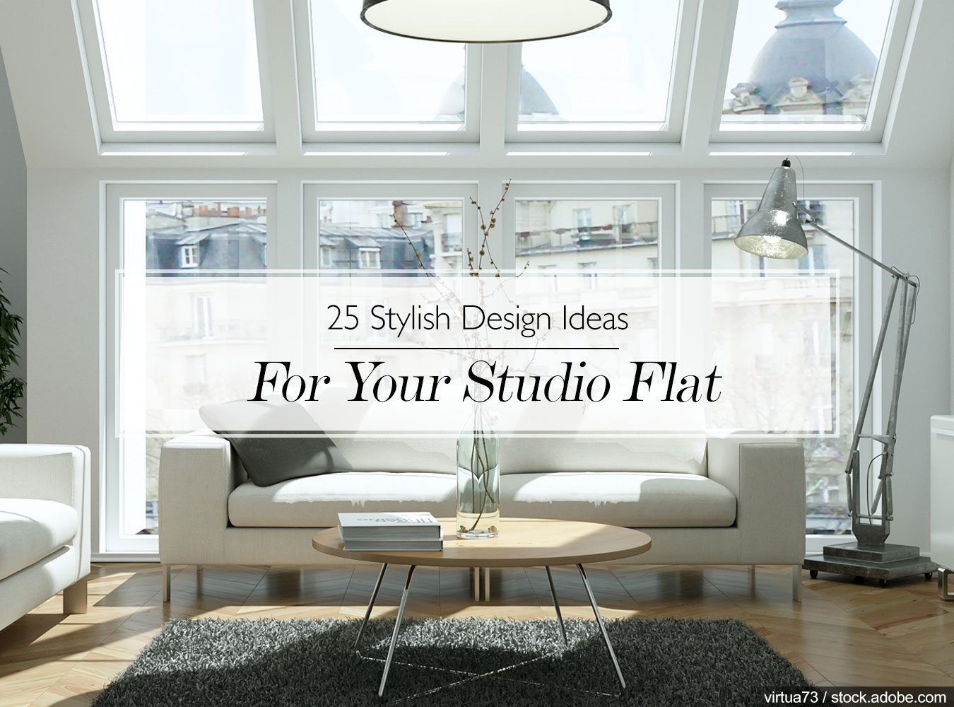 Studio Apartment Partition 25 Stylish Design Ideas For Your Studio Flat The Luxpad