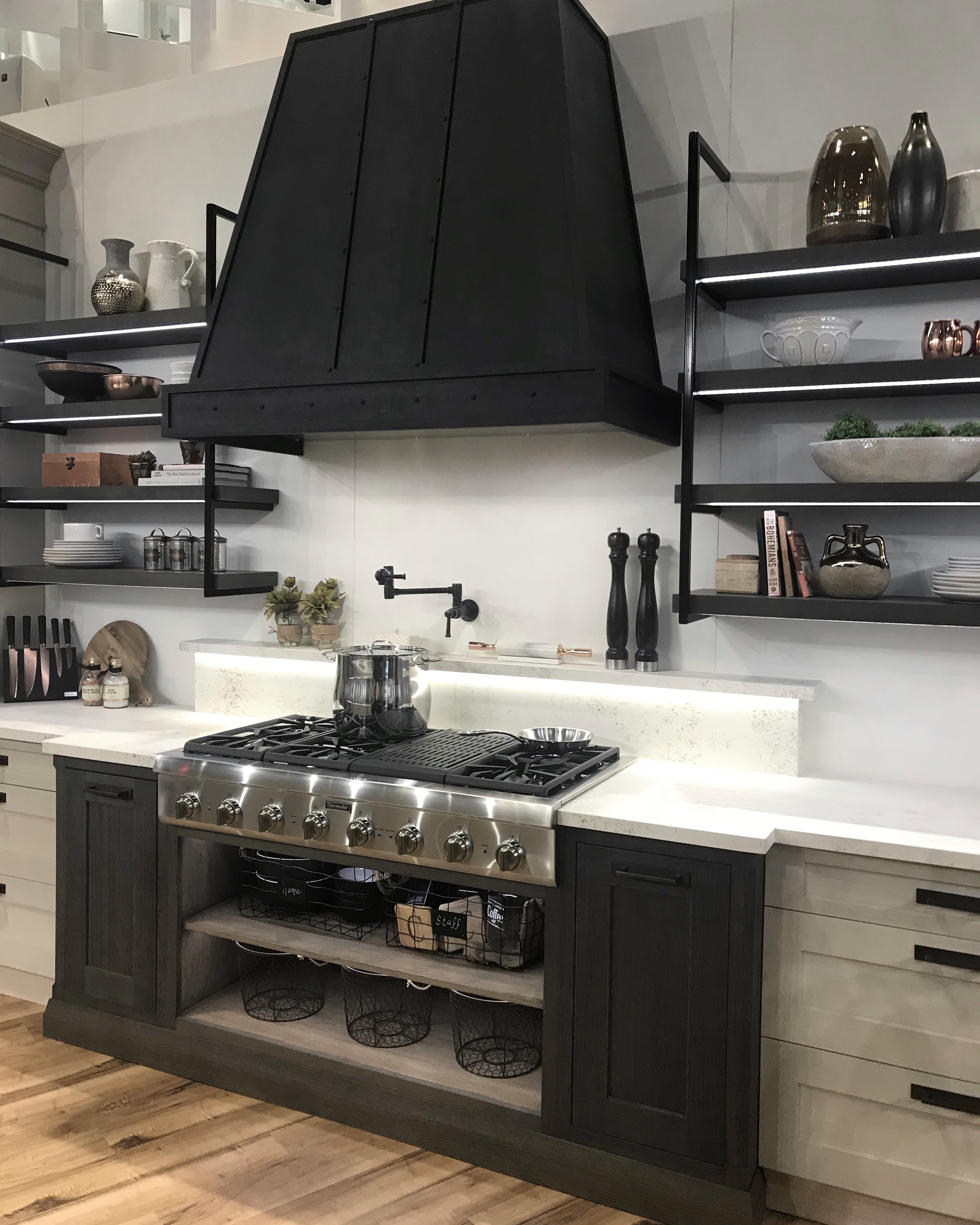 Kitchen Design Trends In 2018 Kitchen Trends 2018 The Experts Predict The Luxpad
