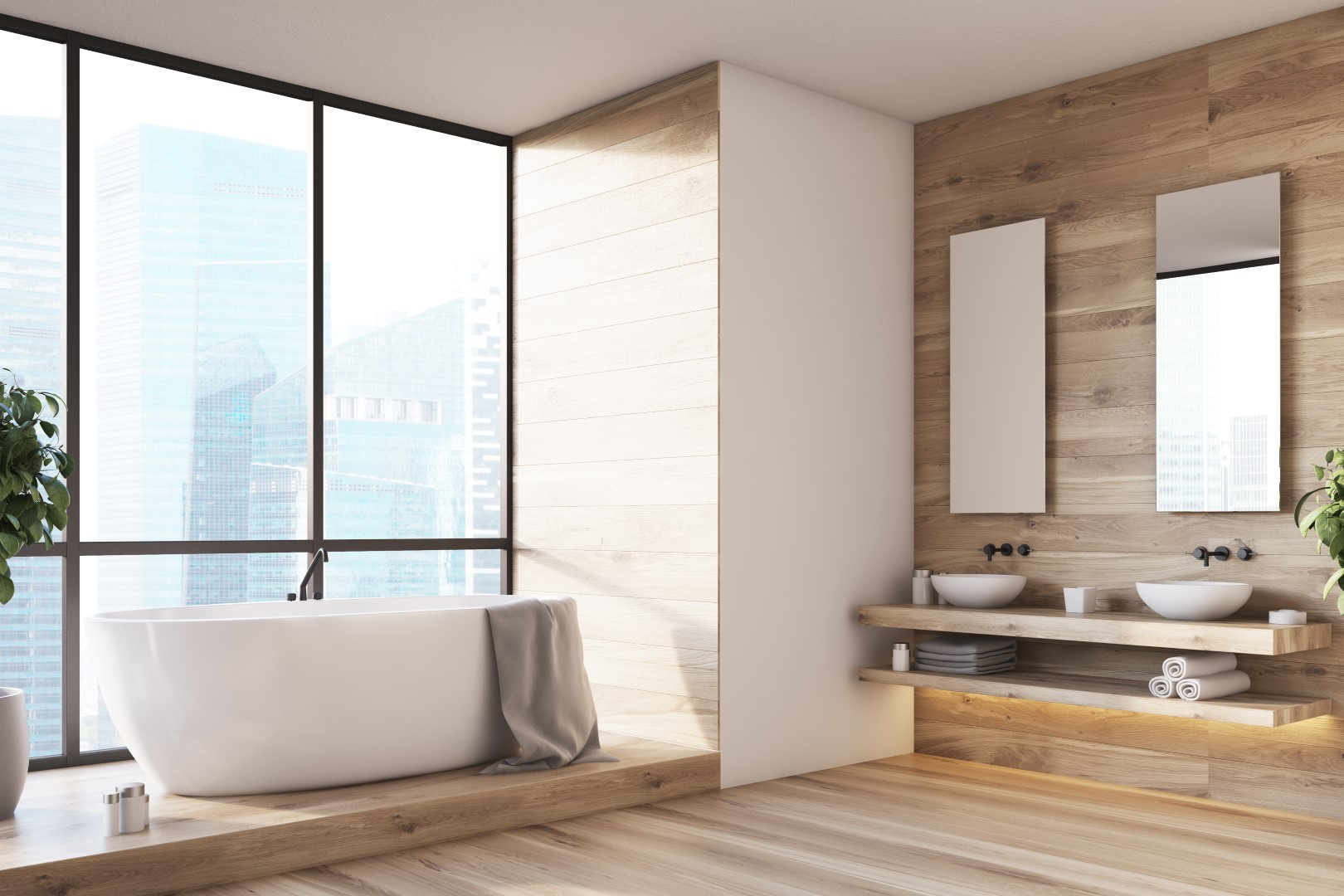 Badezimmer 2018 The 6 Top Bathroom Tile Trends Of 2018