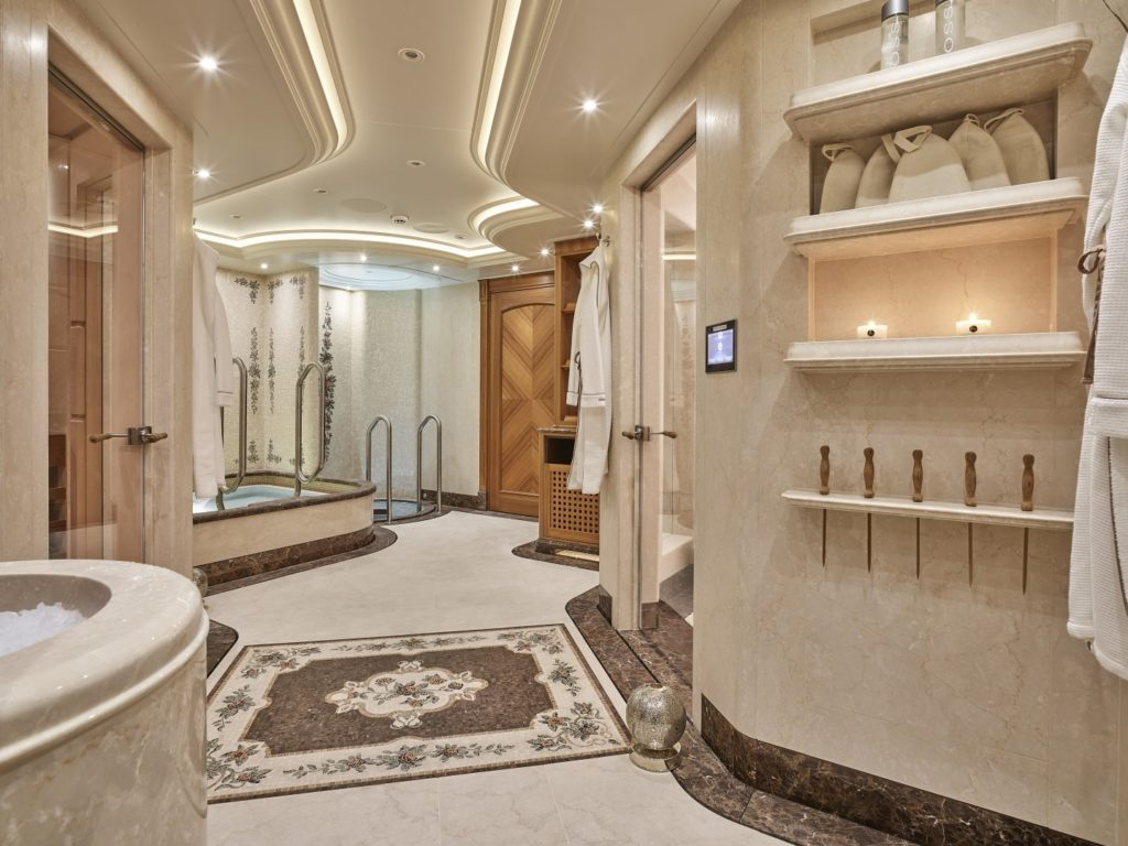 Inside Luxury Yachts Top 5 Luxury Yacht Interiors By Winch Design