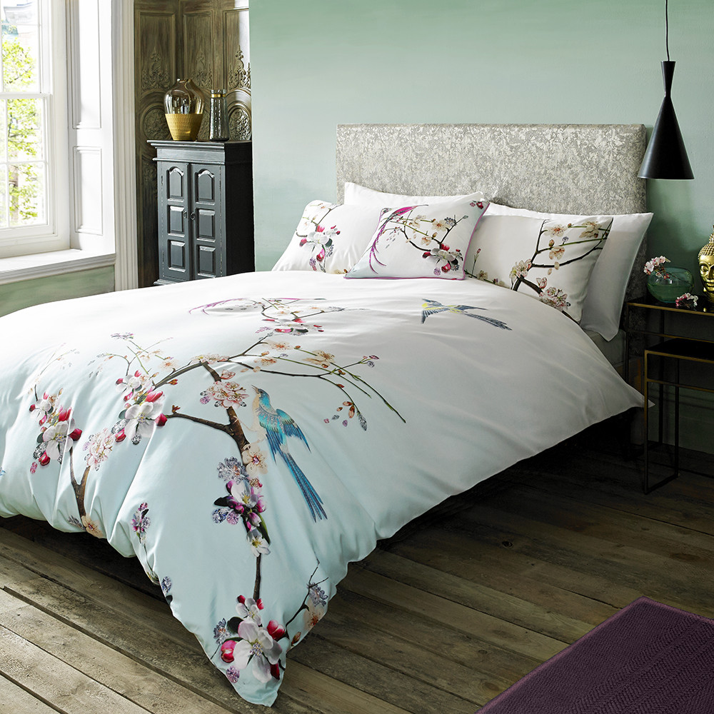 Buy Duvet Cover Flight Of The Orient Duvet Cover King