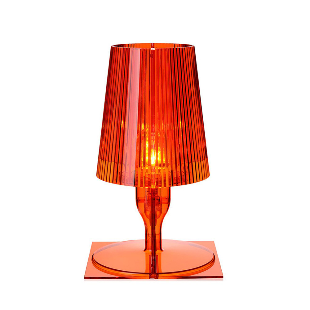 Lamp Kartell Buy Kartell Take Table Lamp Orange Amara