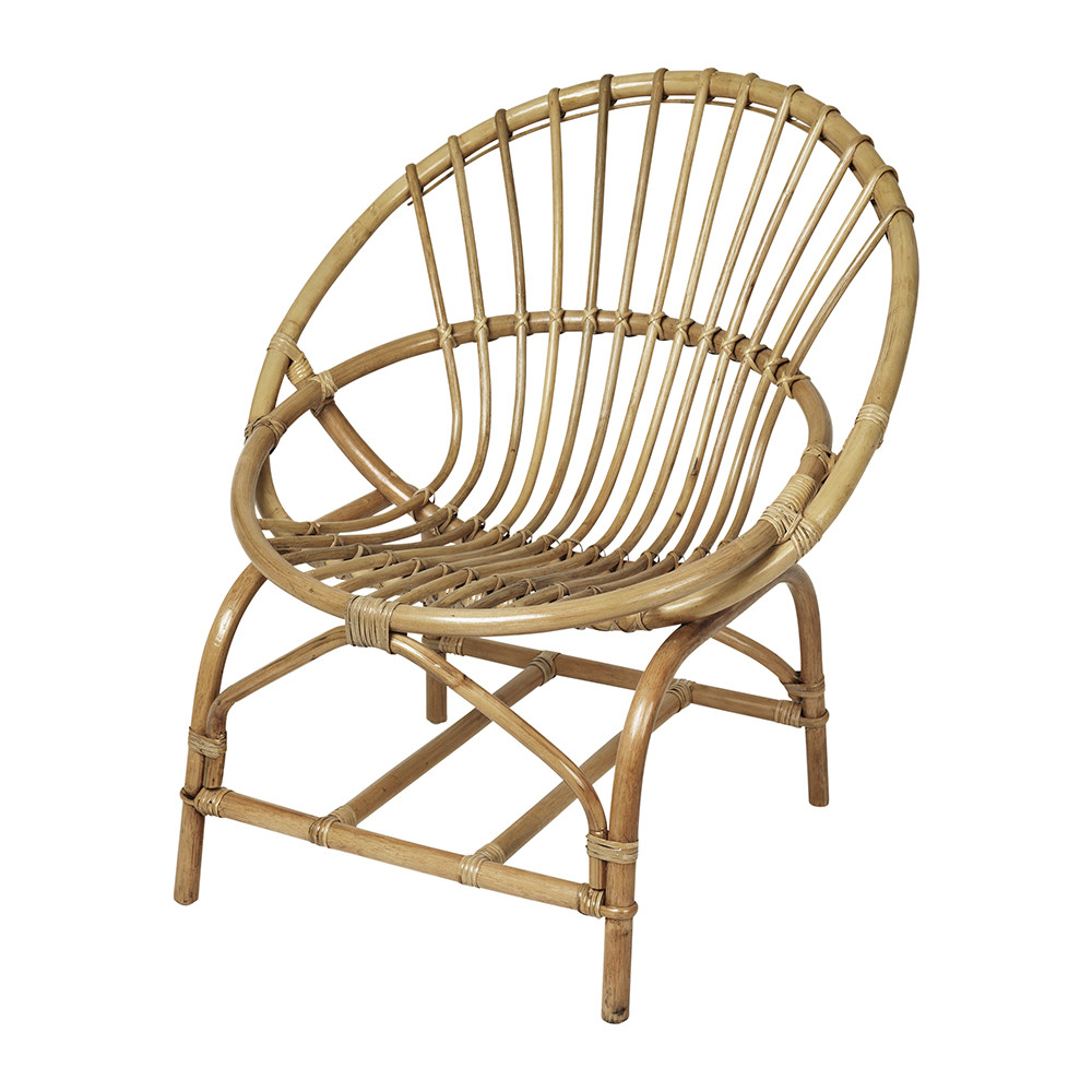 Rattan Chairs Buy Broste Copenhagen Frida Rattan Chair Amara