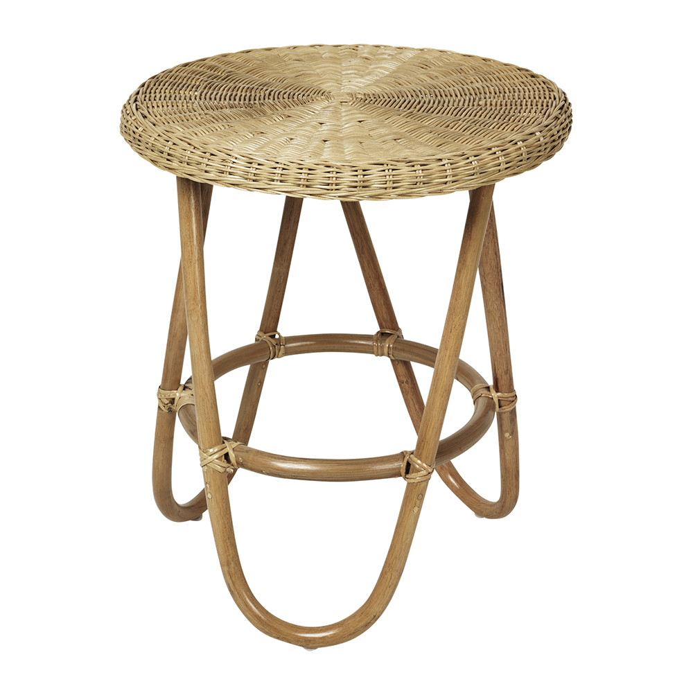 Rattan Table Buy Broste Copenhagen Frida Rattan Side Table Amara