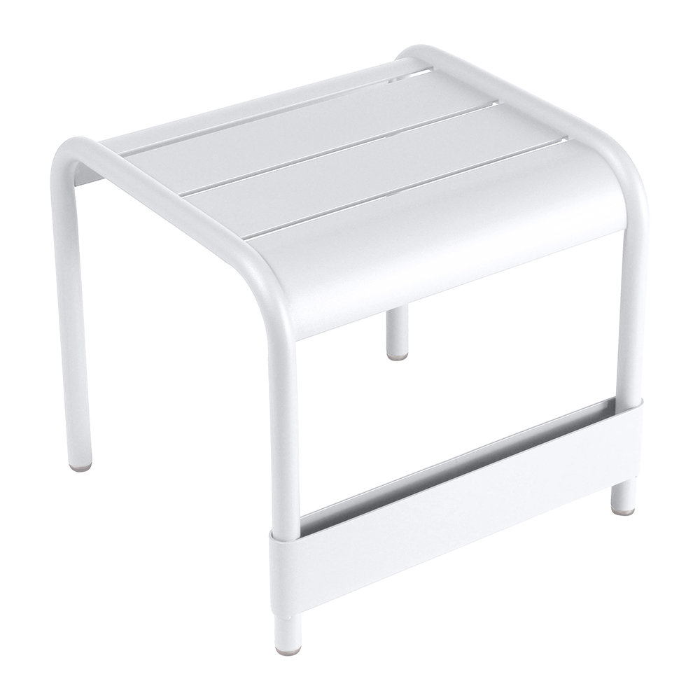 Table Luxembourg Luxembourg Side Table Cotton White