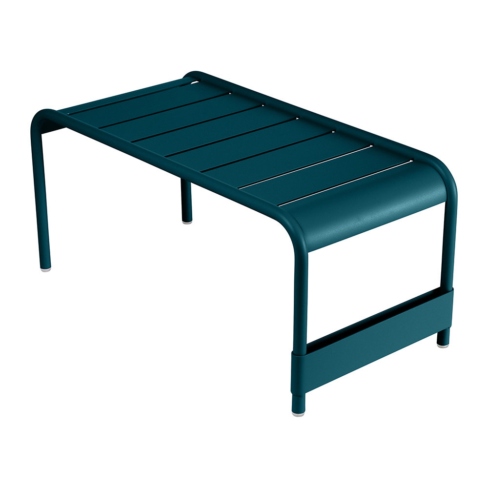 Table Luxembourg Luxembourg Low Table Acapulco Blue