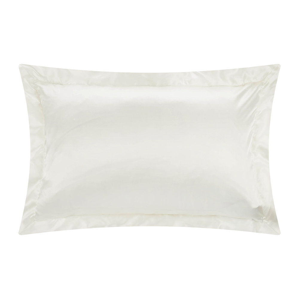 Slip Pillowcase Buy Gingerlily Silk Pillowcase Ivory Amara