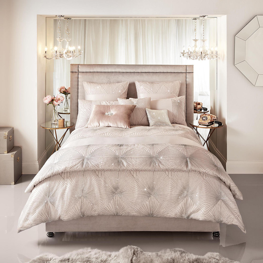 Blush Pink Quilt Cover Buy Kylie Minogue At Home Vanetti Duvet Cover Blush Amara