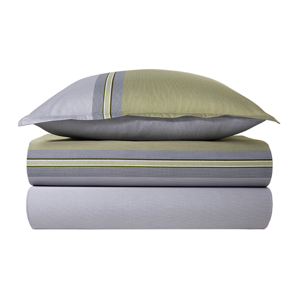 Buy Hugo Boss Paddy Duvet Cover Khaki King Amara