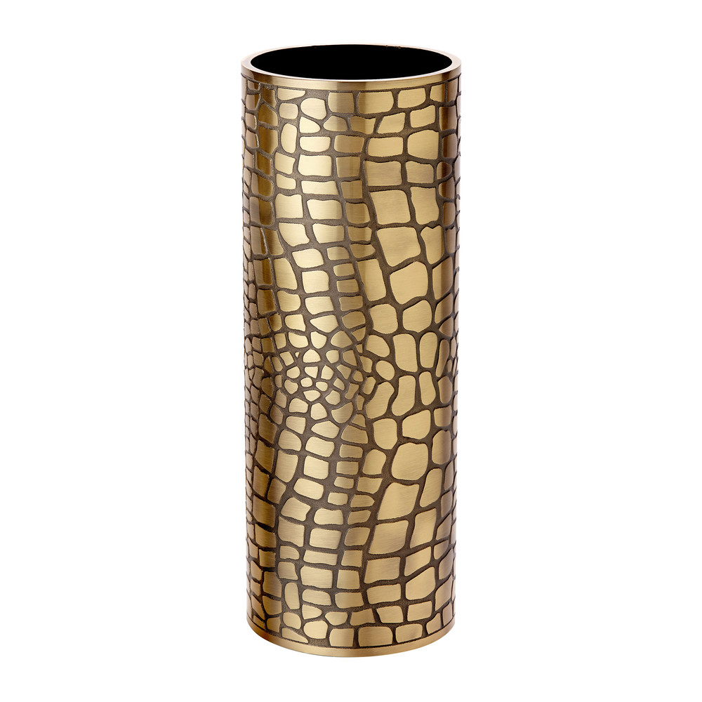 Vase Gold Buy L Objet Crocodile Gold Vase Amara