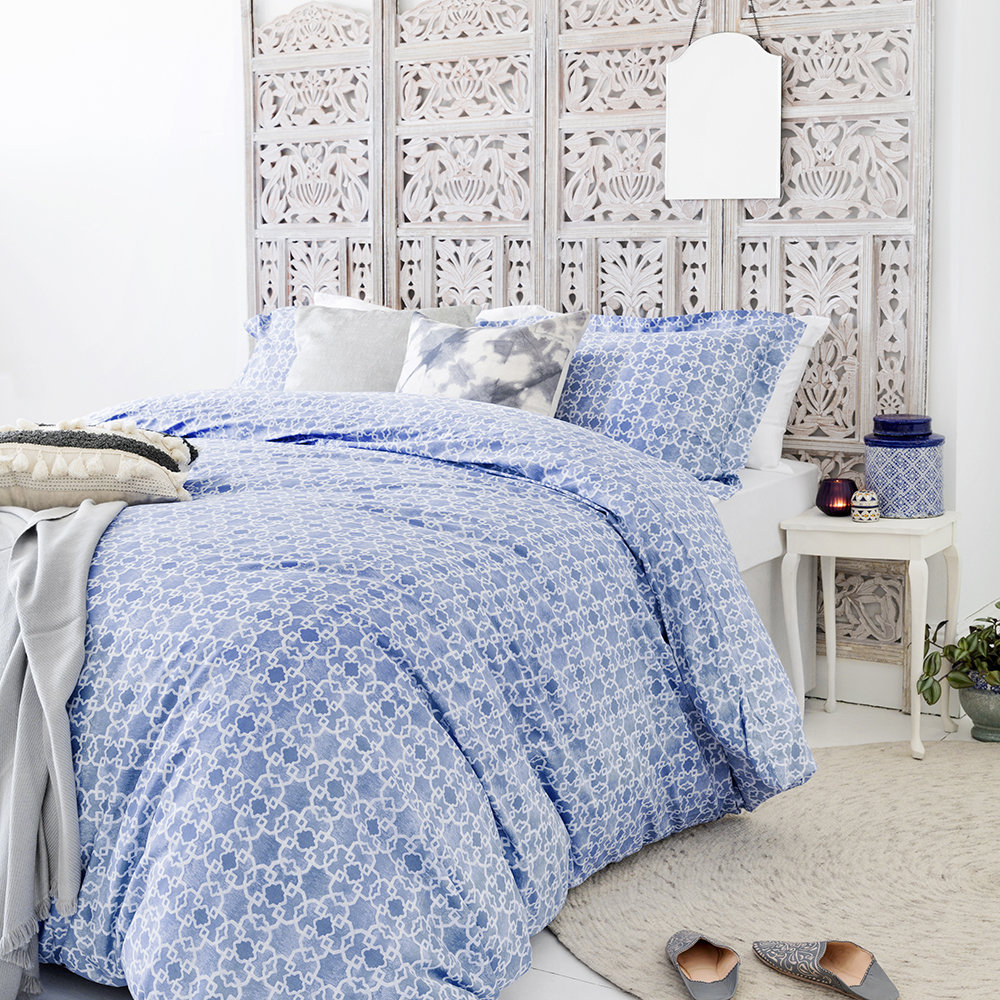 Buy Duvet Cover Buy A By Amara Bohemian 300 Thread Count Duvet Cover Amara
