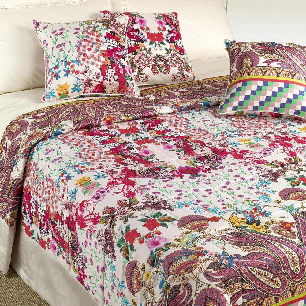 Fast And Furious Bettwäsche Buy Etro Fairy Quilted Bedspread Multicoloured Amara