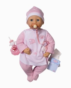 Toys Baby Annabel