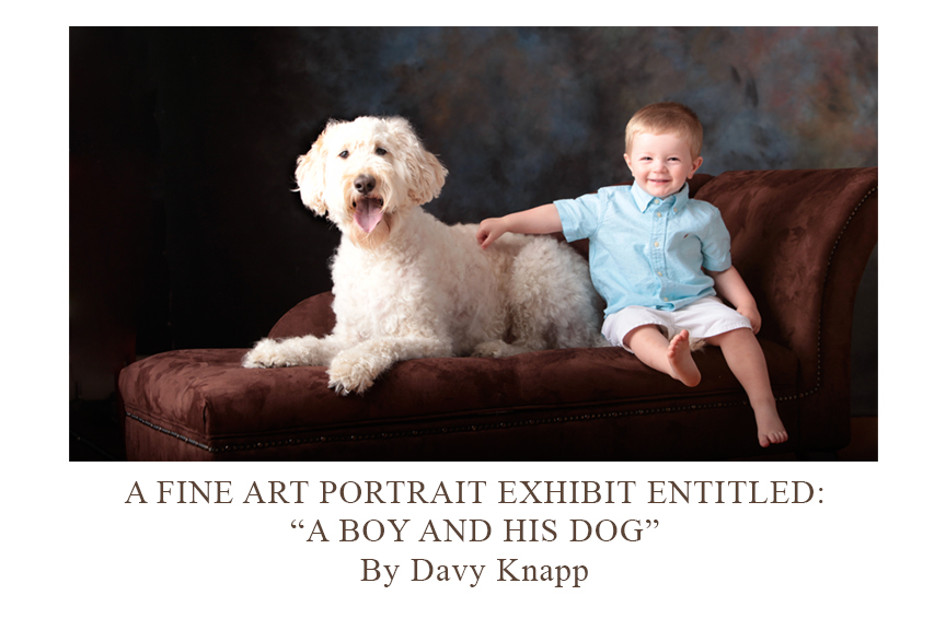 Davy Knapp A Boy and His Dog