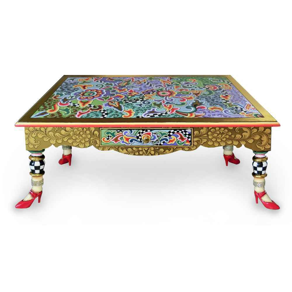 Toms Drag Coffee Table Quot Versailles Quot Tom 39 S Company Ebay