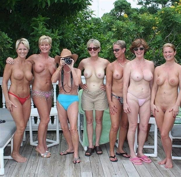 nude beach moms