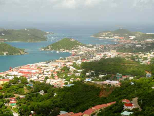 City View - Charlotte Amalie, U.S. Virgin Islands