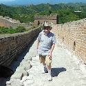 Two Sundays on the Great Wall of China