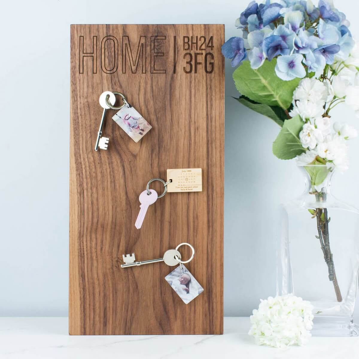Wooden Key Holder With Shelf Lovely Key Holders You Need To Never Lose Your Keys Again