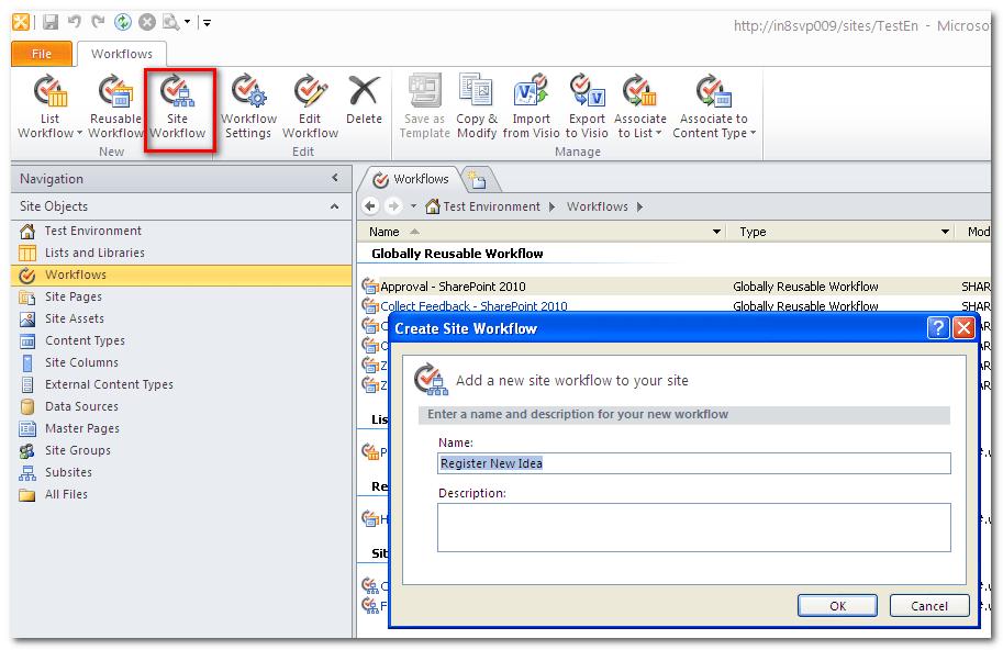 sharepoint workflow icon