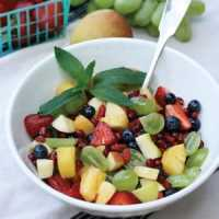 Superfruit Salad from Superfood Cuisine by Julie Morris