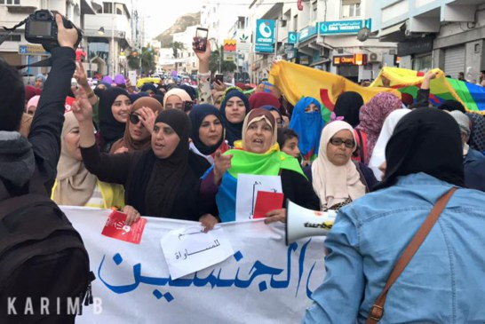 Protesten in Marokkaanse Rifgebied: media-activisme en diaspora