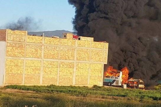 Marokkaanse leger vernielt huizen en auto's in Imzouren