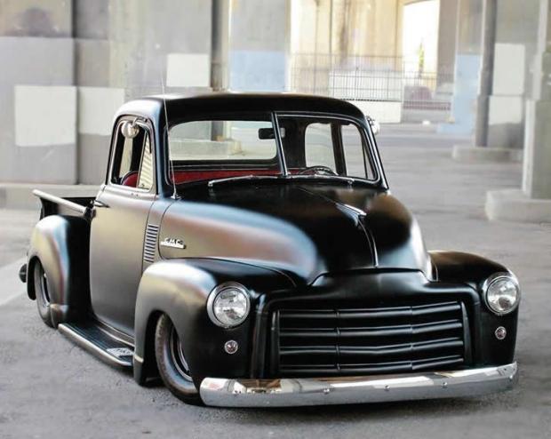 Wallpaper Amazing Convertible Cars 1953 Gmc Pickup Truck Amazing Classic Cars