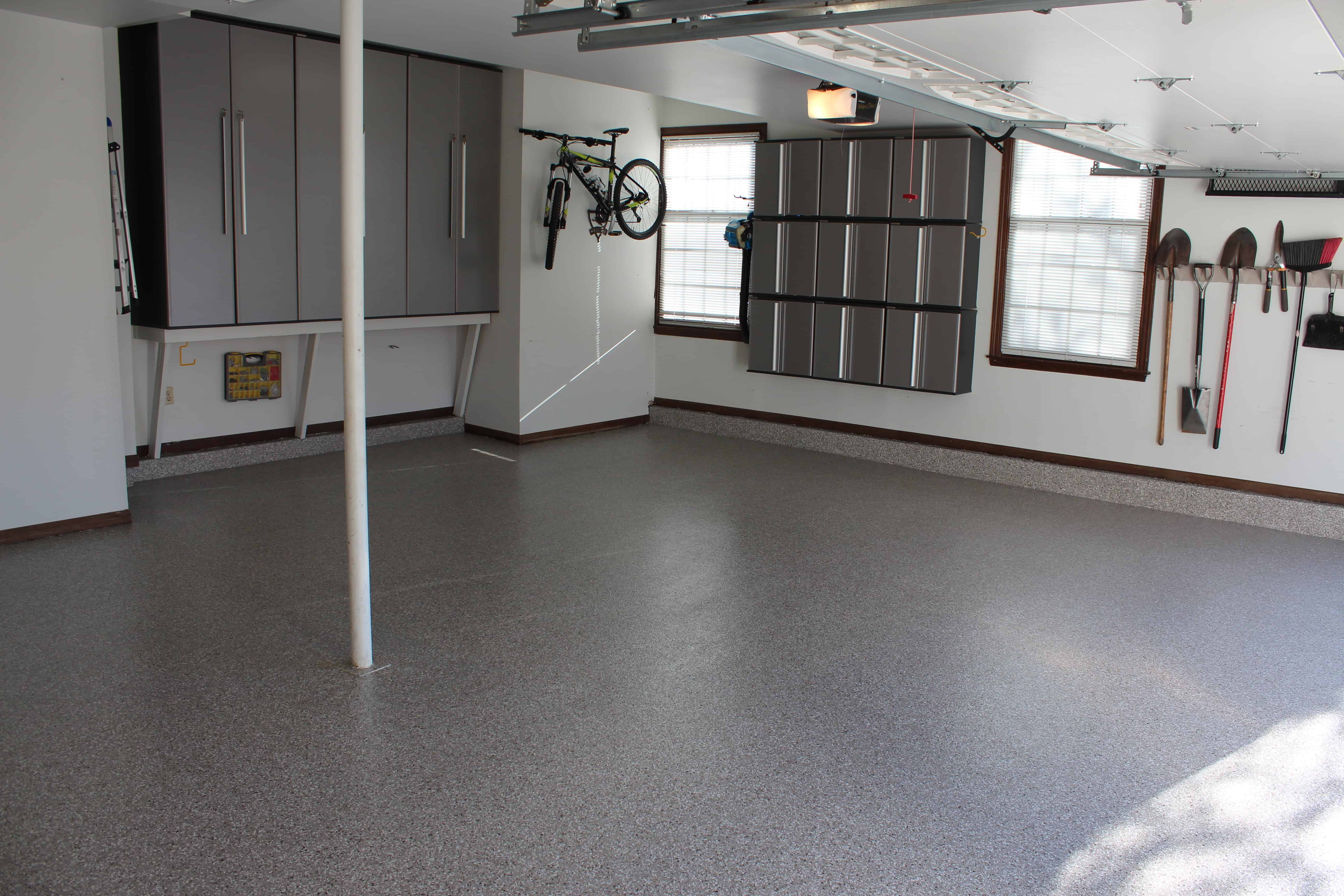 Garage Floor Epoxy Steps Kansas City Epoxy Garage Floor Contractors Amazing Garage Floors