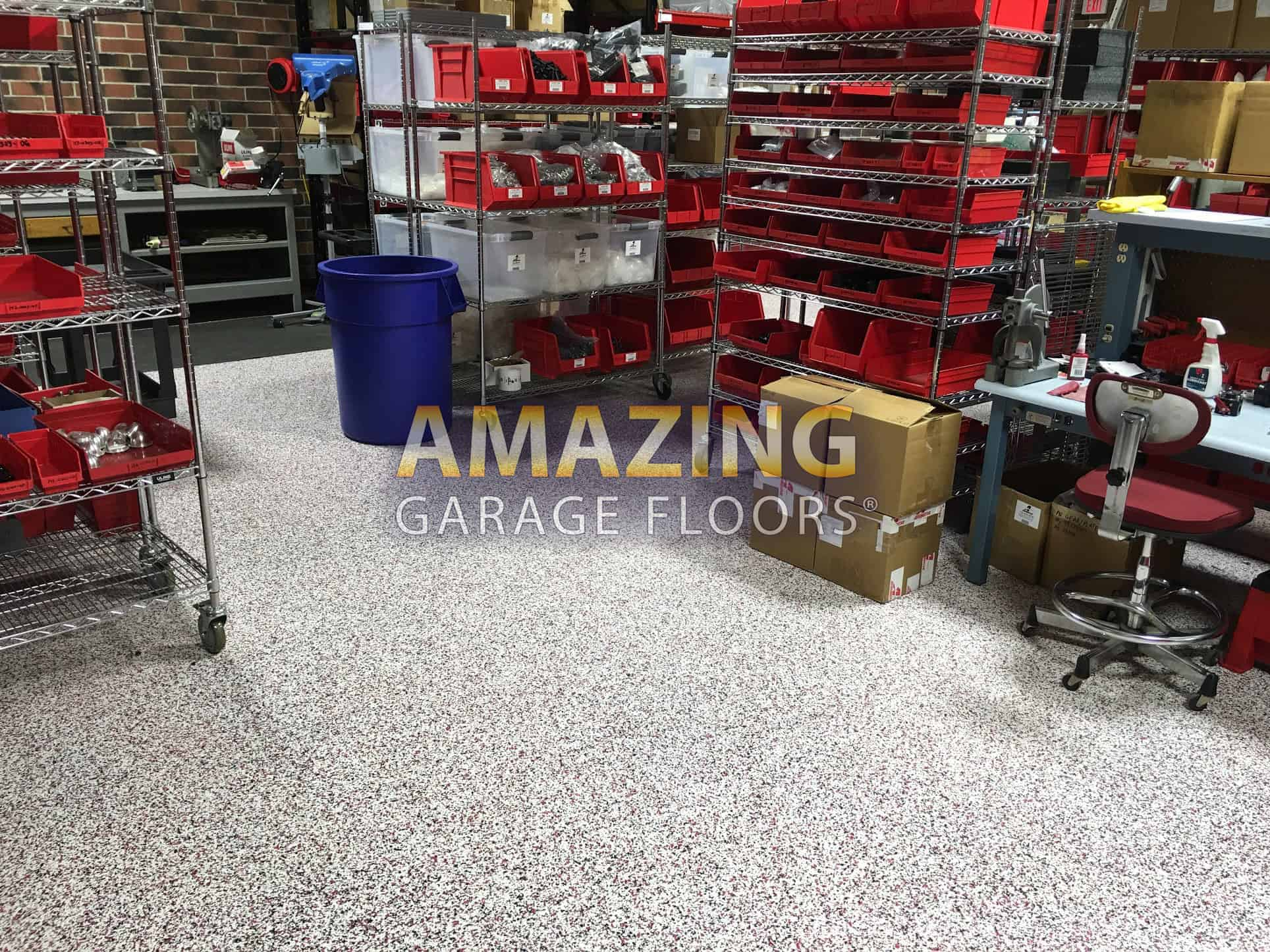Garage Floor Epoxy Options Epoxy Finish Vs Concrete Options What S The Best Choice