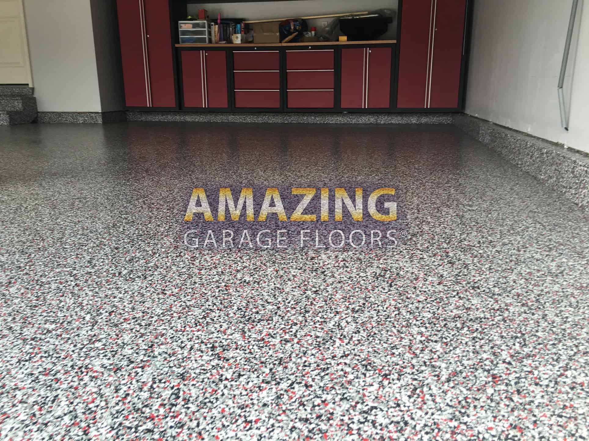 Garage Floor Epoxy Options Garage Floor Options Epoxy Flooring Vs Tiles Amazing Garage Floors