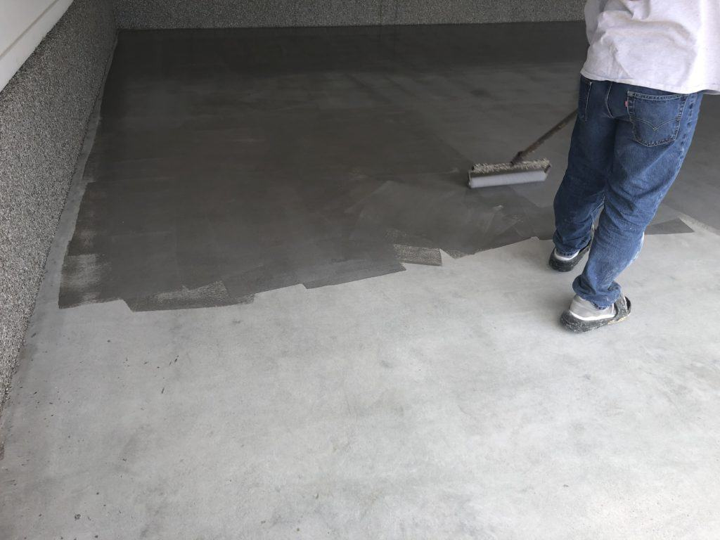 Garage Floor Epoxy Primer Products Amazing Products For Your Garage Floor Coating Installation