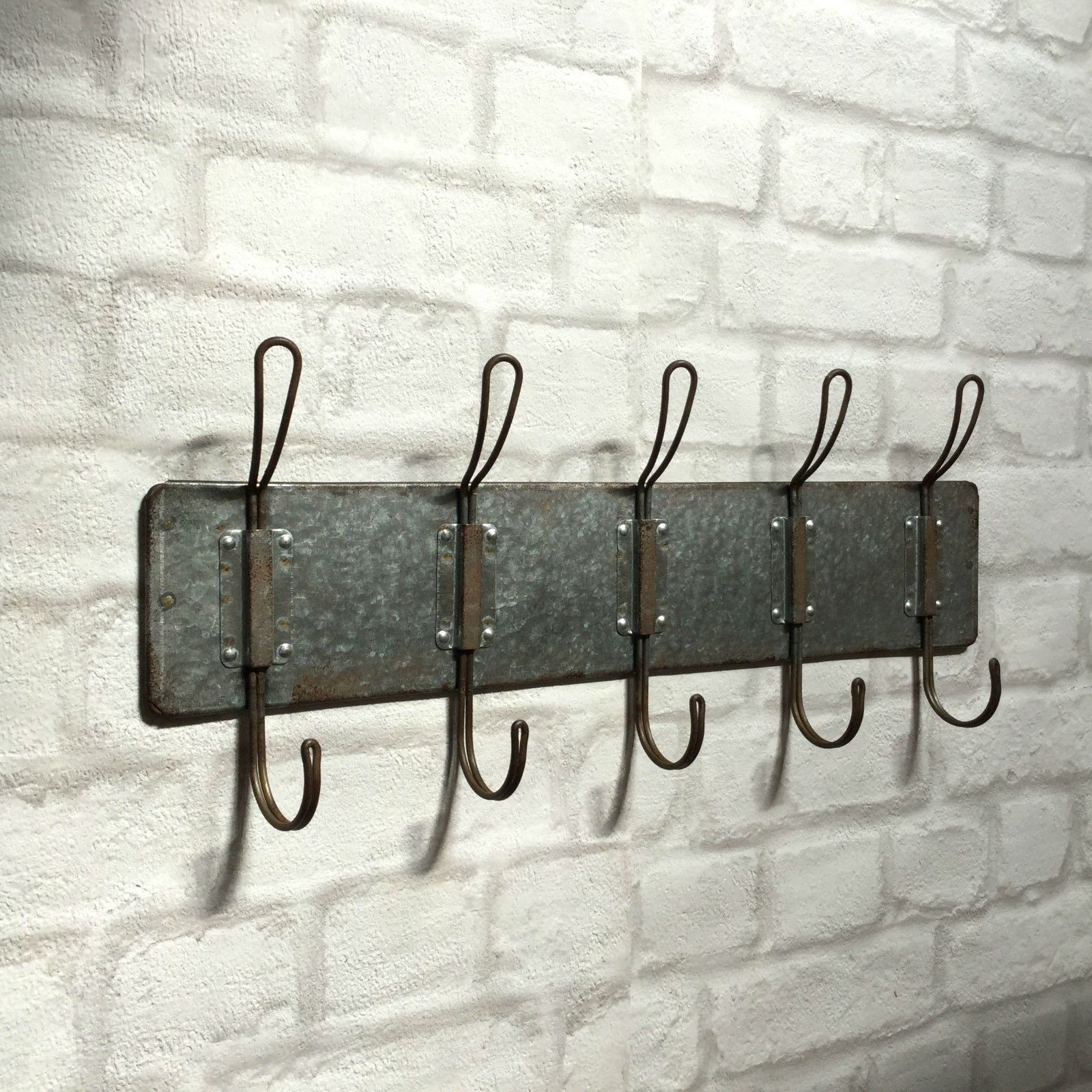 Old Fashioned Wall Hooks Vintage Industrial Style Wall Mounted Coat Hooks Rack Pegs