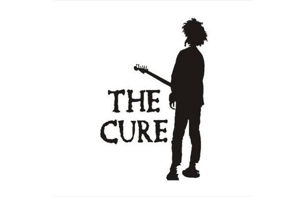 The Cure Stand out music logos Pinterest - letter of recognition