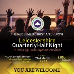 RCCG Leicestershire Prayer