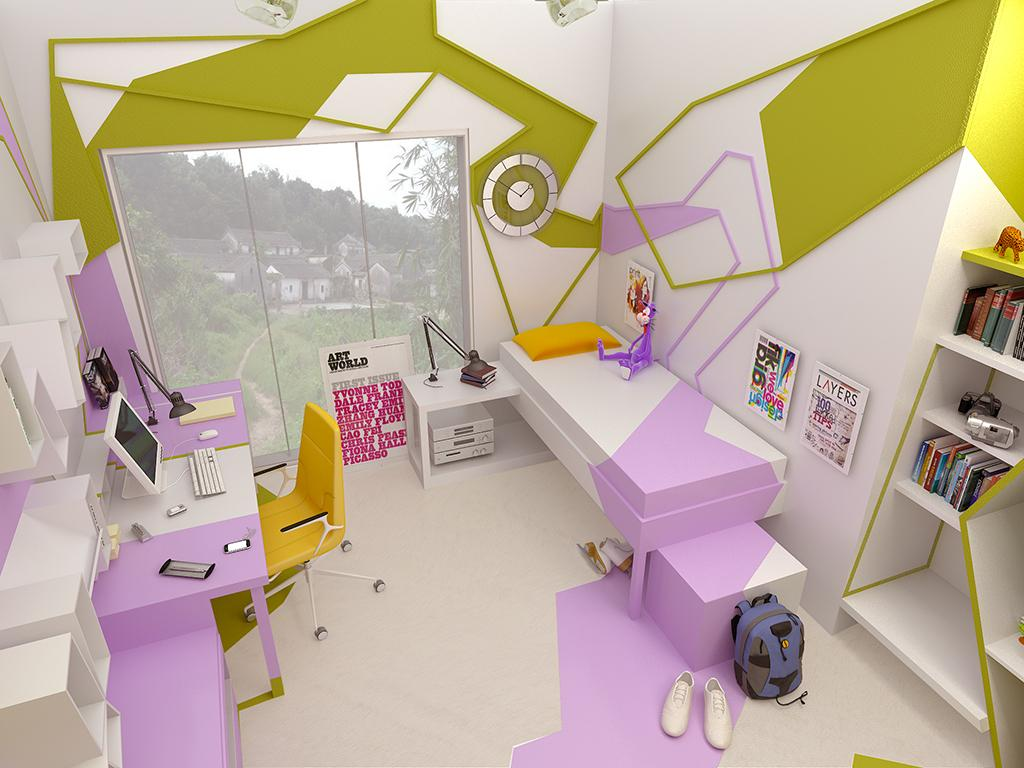14 Year Old Room Ideas A Teenage Room By Gemelli Design