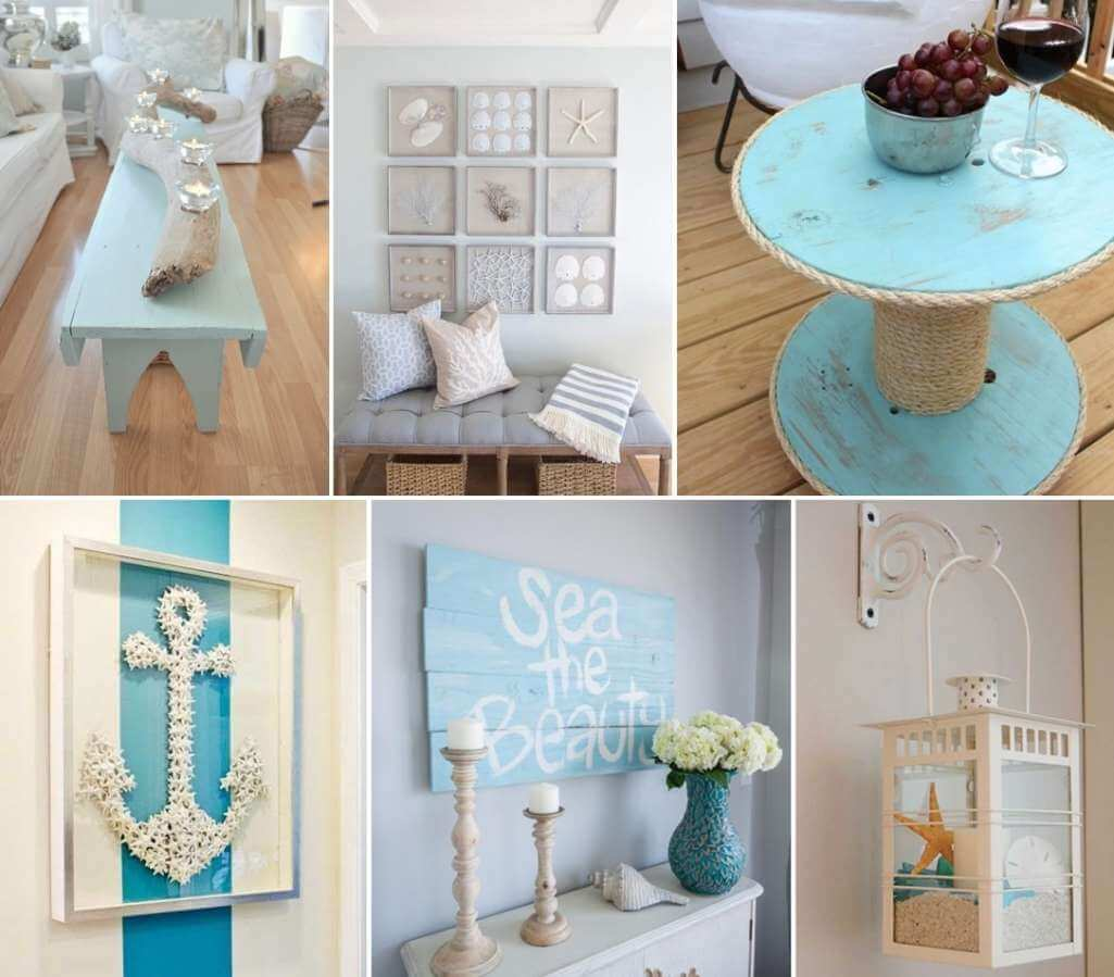 Diy Ideen 50 Amazing Diy Nautical Home Decor Projects