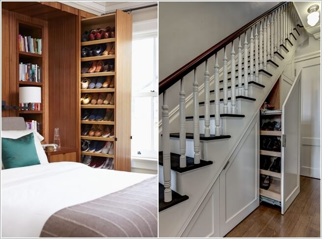 Ikea Closet Design 15 Clever Narrow And Vertical Shoe Storage Ideas