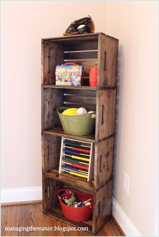 Lowboard Tv Diy Look At These Incredible Wooden Crate Furniture Ideas