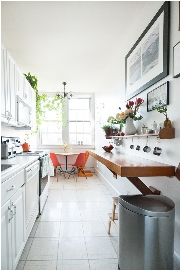 Küchen Poco Interesting Ideas To Decorate Long And Narrow Kitchens