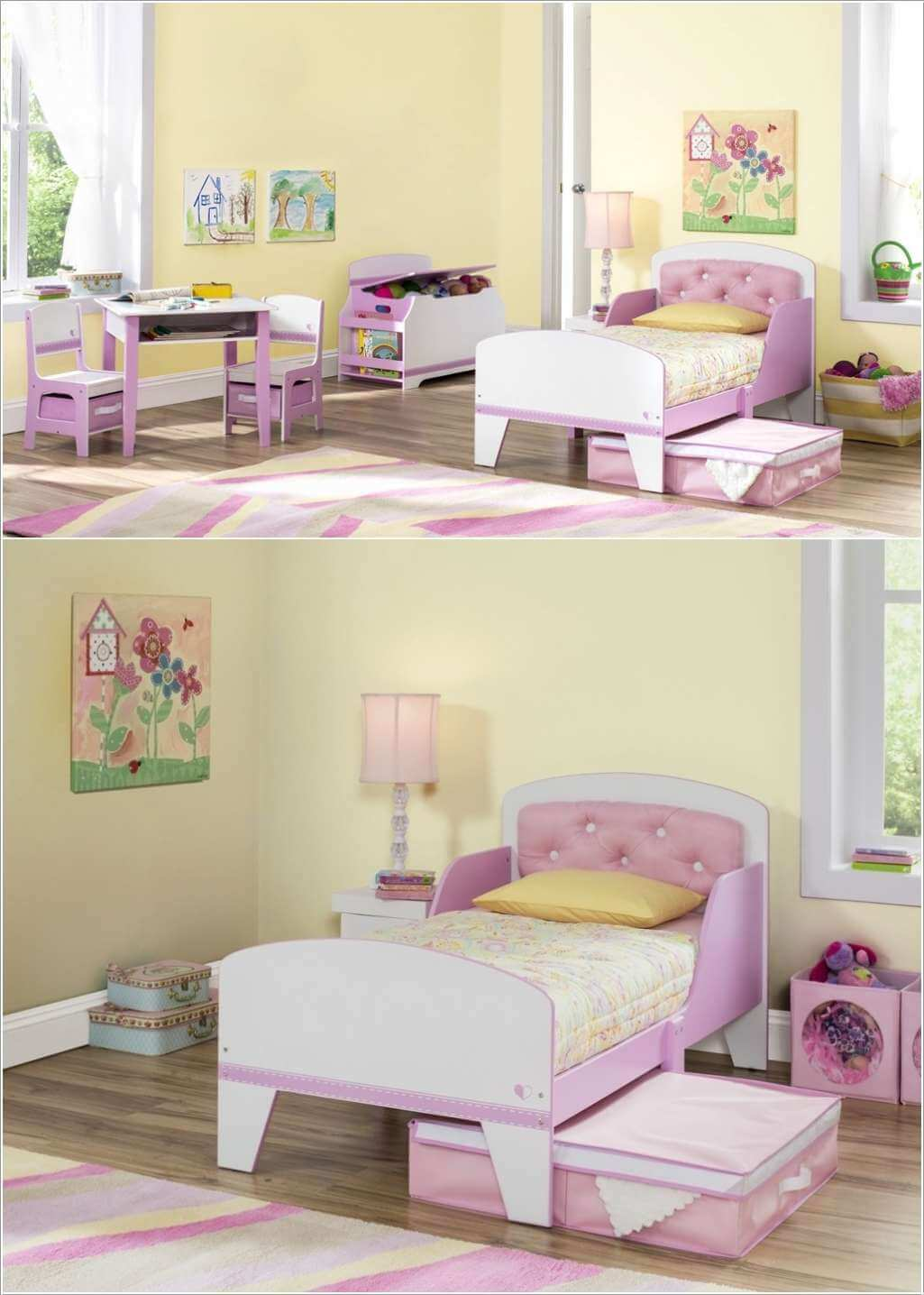 Toddler Bed For Girl 10 Cute Beds For Toddler Girls