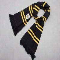 Buy Harry Potter Winter Scarf - Gryffindor, Slytherin ...