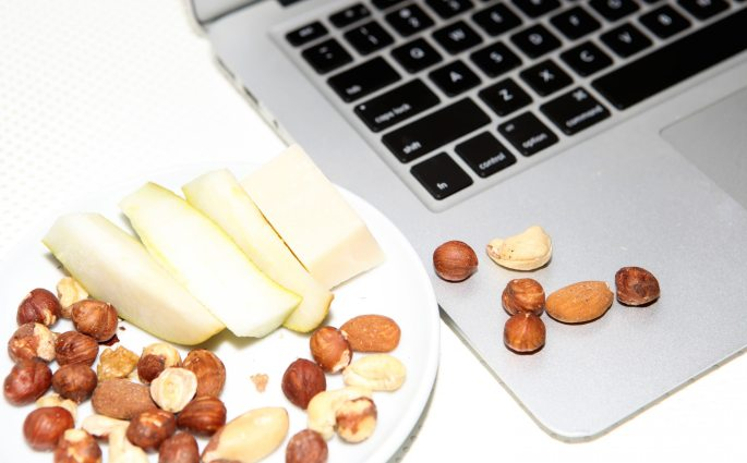 top 5 office snacks