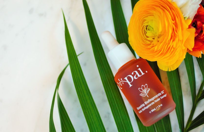 Office Faves: Pai Rosehip Bioregenerate Oil