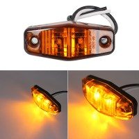 Car Auto Side Marker Light Truck Clearance Lights Trailer ...