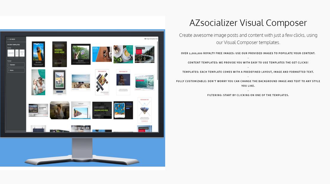 Visual Composer Templates colbro - visual composer templates